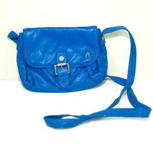 Small Sapphire Blue Nixon Purse Bag Crossbody